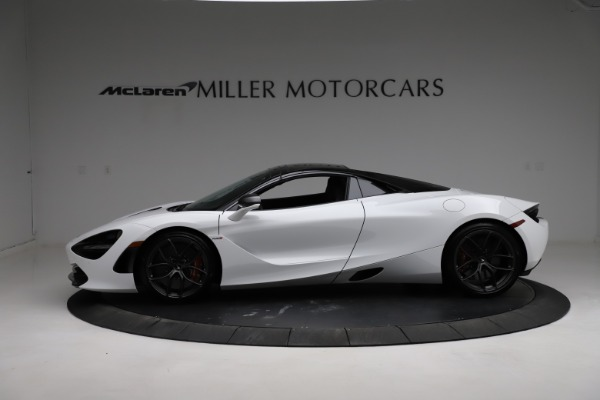 Used 2020 McLaren 720S Spider for sale Sold at Bentley Greenwich in Greenwich CT 06830 13