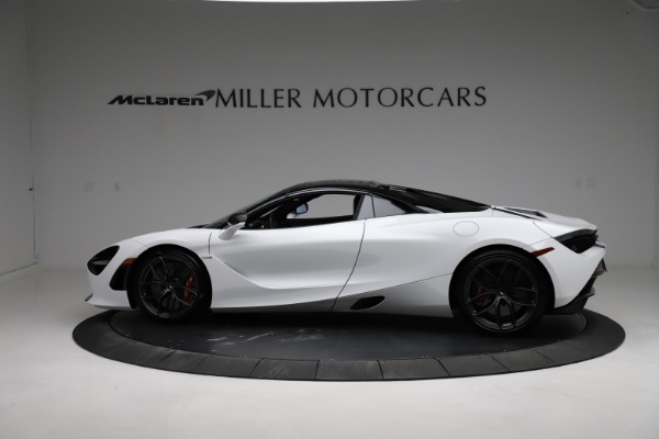Used 2020 McLaren 720S Spider for sale Sold at Bentley Greenwich in Greenwich CT 06830 14