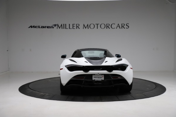 Used 2020 McLaren 720S Spider for sale Sold at Bentley Greenwich in Greenwich CT 06830 16