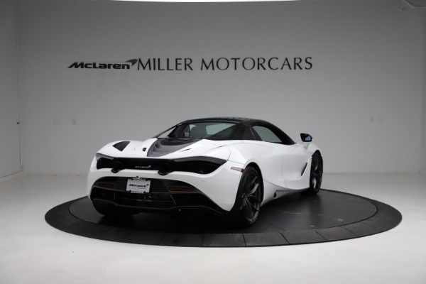 Used 2020 McLaren 720S Spider for sale Sold at Bentley Greenwich in Greenwich CT 06830 17