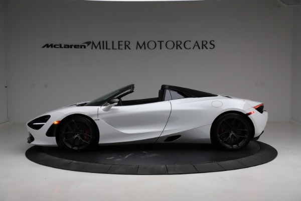 Used 2020 McLaren 720S Spider for sale Sold at Bentley Greenwich in Greenwich CT 06830 2