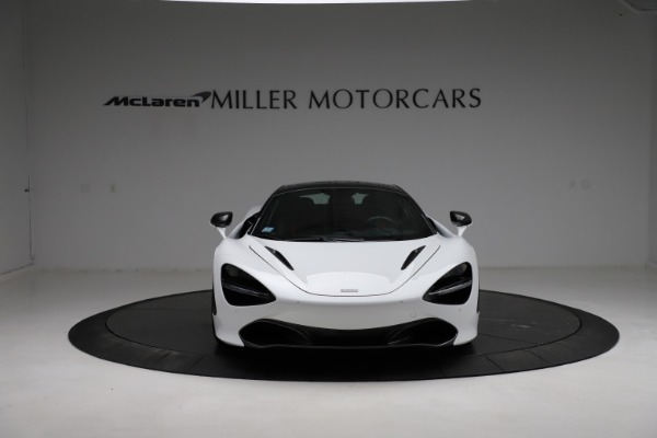 Used 2020 McLaren 720S Spider for sale Sold at Bentley Greenwich in Greenwich CT 06830 20