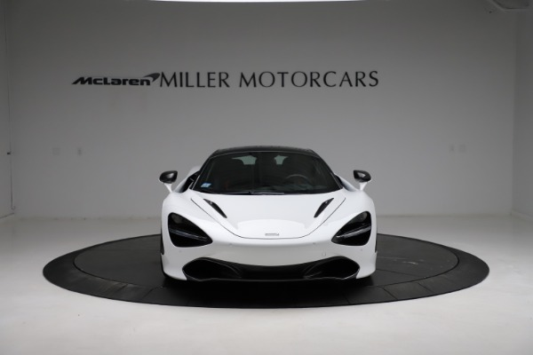 Used 2020 McLaren 720S Spider for sale Sold at Bentley Greenwich in Greenwich CT 06830 21