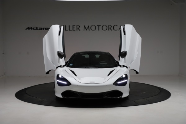 Used 2020 McLaren 720S Spider for sale Sold at Bentley Greenwich in Greenwich CT 06830 22