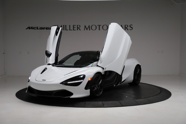 Used 2020 McLaren 720S Spider for sale Sold at Bentley Greenwich in Greenwich CT 06830 23