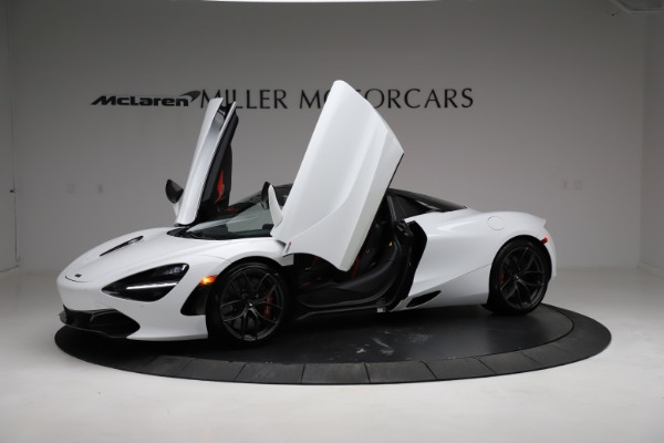 Used 2020 McLaren 720S Spider for sale Sold at Bentley Greenwich in Greenwich CT 06830 24