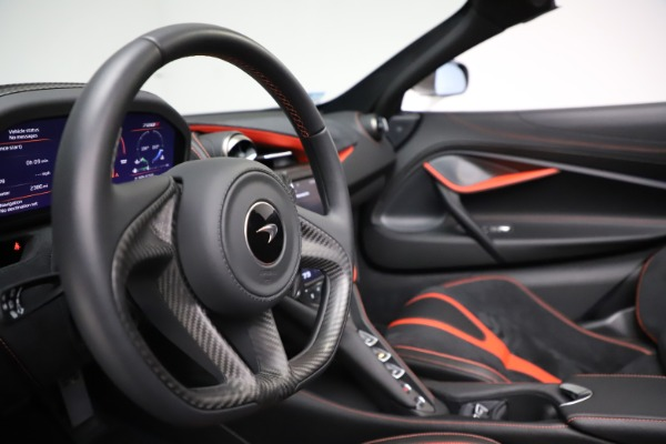 Used 2020 McLaren 720S Spider for sale Sold at Bentley Greenwich in Greenwich CT 06830 26