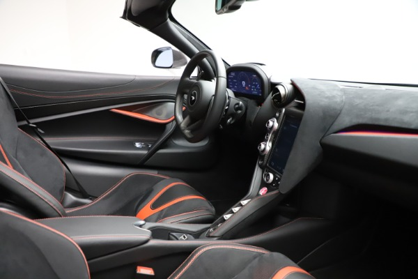 Used 2020 McLaren 720S Spider for sale Sold at Bentley Greenwich in Greenwich CT 06830 28