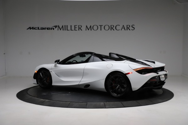 Used 2020 McLaren 720S Spider for sale Sold at Bentley Greenwich in Greenwich CT 06830 3