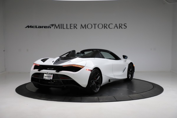 Used 2020 McLaren 720S Spider for sale Sold at Bentley Greenwich in Greenwich CT 06830 5