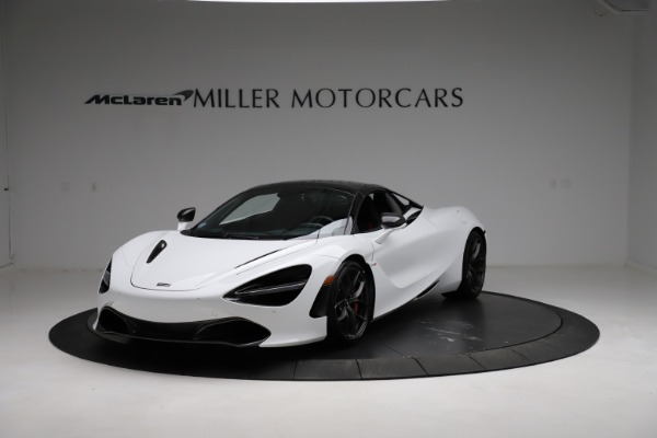 Used 2020 McLaren 720S Spider for sale Sold at Bentley Greenwich in Greenwich CT 06830 9