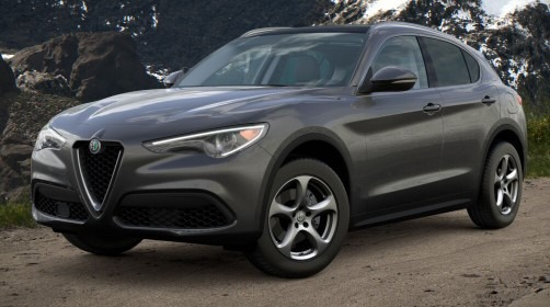 New 2021 Alfa Romeo Stelvio Q4 for sale $48,300 at Bentley Greenwich in Greenwich CT 06830 1