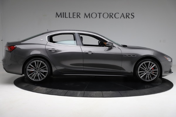 New 2021 Maserati Ghibli S Q4 for sale $90,525 at Bentley Greenwich in Greenwich CT 06830 10
