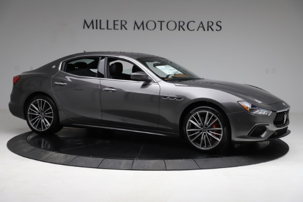 New 2021 Maserati Ghibli S Q4 for sale $90,525 at Bentley Greenwich in Greenwich CT 06830 11