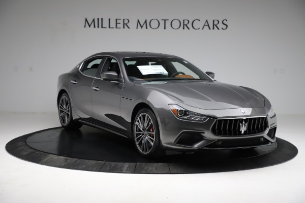 New 2021 Maserati Ghibli S Q4 for sale $90,525 at Bentley Greenwich in Greenwich CT 06830 12