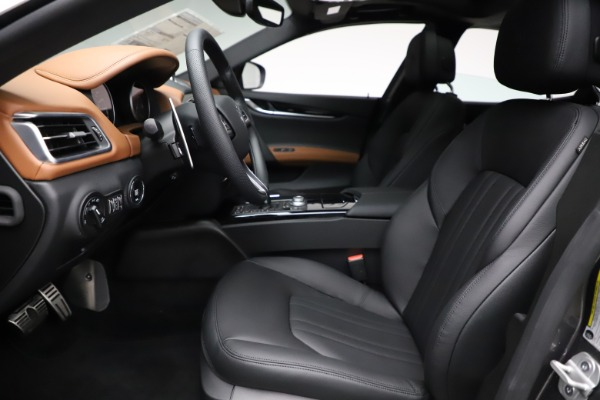 New 2021 Maserati Ghibli S Q4 for sale $90,525 at Bentley Greenwich in Greenwich CT 06830 14