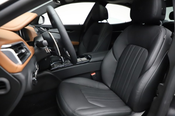 New 2021 Maserati Ghibli S Q4 for sale $90,525 at Bentley Greenwich in Greenwich CT 06830 15