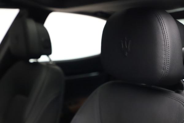 New 2021 Maserati Ghibli S Q4 for sale $90,525 at Bentley Greenwich in Greenwich CT 06830 16