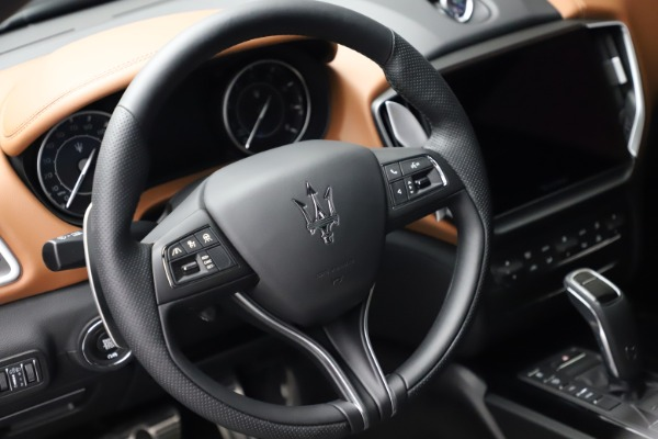 New 2021 Maserati Ghibli S Q4 for sale $90,525 at Bentley Greenwich in Greenwich CT 06830 25
