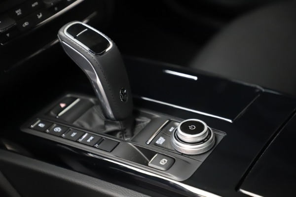 New 2021 Maserati Ghibli S Q4 for sale $90,525 at Bentley Greenwich in Greenwich CT 06830 26