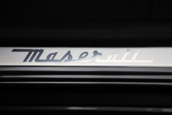 New 2021 Maserati Ghibli S Q4 for sale $90,525 at Bentley Greenwich in Greenwich CT 06830 27