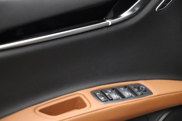 New 2021 Maserati Ghibli S Q4 for sale $90,525 at Bentley Greenwich in Greenwich CT 06830 28
