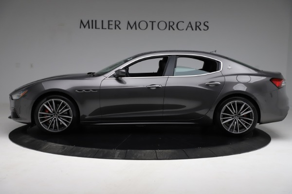 New 2021 Maserati Ghibli S Q4 for sale $90,525 at Bentley Greenwich in Greenwich CT 06830 3