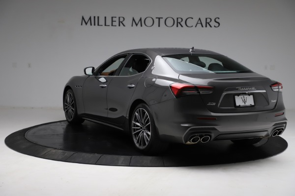 New 2021 Maserati Ghibli S Q4 for sale $90,525 at Bentley Greenwich in Greenwich CT 06830 6