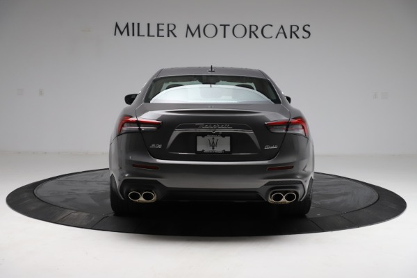 New 2021 Maserati Ghibli S Q4 for sale $90,525 at Bentley Greenwich in Greenwich CT 06830 7