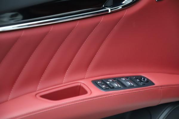 New 2021 Maserati Quattroporte S Q4 GranLusso for sale $122,349 at Bentley Greenwich in Greenwich CT 06830 10
