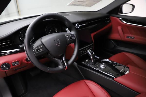 New 2021 Maserati Quattroporte S Q4 GranLusso for sale $122,349 at Bentley Greenwich in Greenwich CT 06830 12