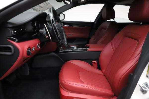 New 2021 Maserati Quattroporte S Q4 GranLusso for sale $122,349 at Bentley Greenwich in Greenwich CT 06830 13