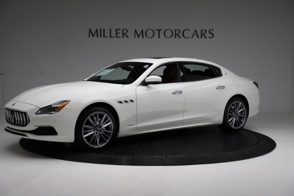 New 2021 Maserati Quattroporte S Q4 GranLusso for sale $122,349 at Bentley Greenwich in Greenwich CT 06830 2