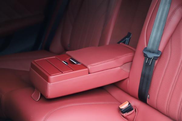 New 2021 Maserati Quattroporte S Q4 GranLusso for sale $122,349 at Bentley Greenwich in Greenwich CT 06830 23