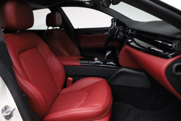 New 2021 Maserati Quattroporte S Q4 GranLusso for sale $122,349 at Bentley Greenwich in Greenwich CT 06830 25