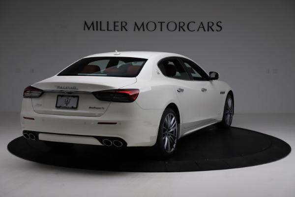 New 2021 Maserati Quattroporte S Q4 GranLusso for sale $122,349 at Bentley Greenwich in Greenwich CT 06830 7
