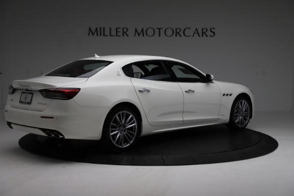 New 2021 Maserati Quattroporte S Q4 GranLusso for sale $122,349 at Bentley Greenwich in Greenwich CT 06830 8