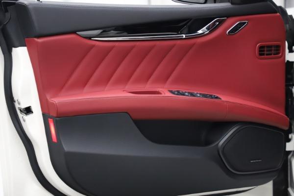 New 2021 Maserati Quattroporte S Q4 GranLusso for sale $122,349 at Bentley Greenwich in Greenwich CT 06830 9