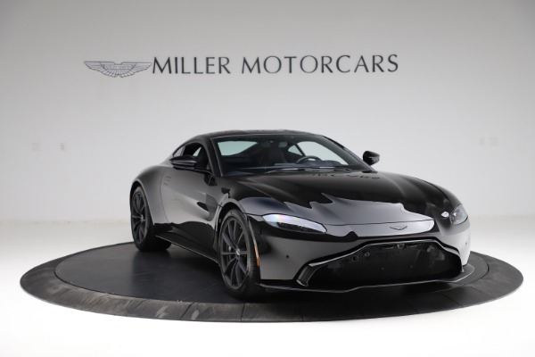 Used 2019 Aston Martin Vantage for sale Sold at Bentley Greenwich in Greenwich CT 06830 10