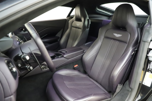 Used 2019 Aston Martin Vantage for sale Sold at Bentley Greenwich in Greenwich CT 06830 14