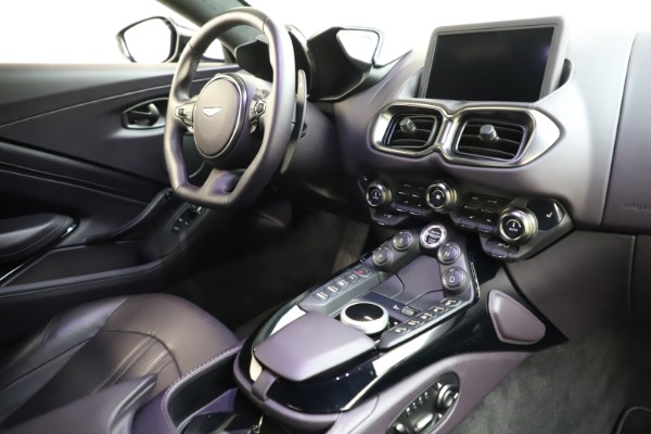 Used 2019 Aston Martin Vantage for sale Sold at Bentley Greenwich in Greenwich CT 06830 16