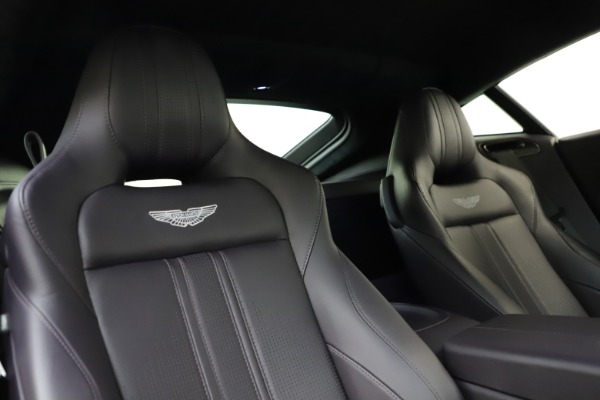 Used 2019 Aston Martin Vantage for sale Sold at Bentley Greenwich in Greenwich CT 06830 17