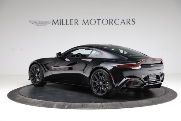 Used 2019 Aston Martin Vantage for sale Sold at Bentley Greenwich in Greenwich CT 06830 3