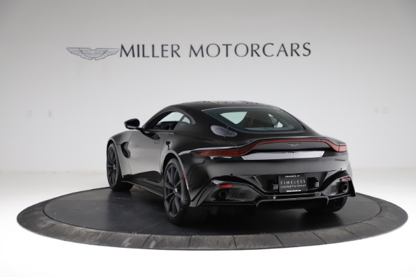 Used 2019 Aston Martin Vantage for sale Sold at Bentley Greenwich in Greenwich CT 06830 4
