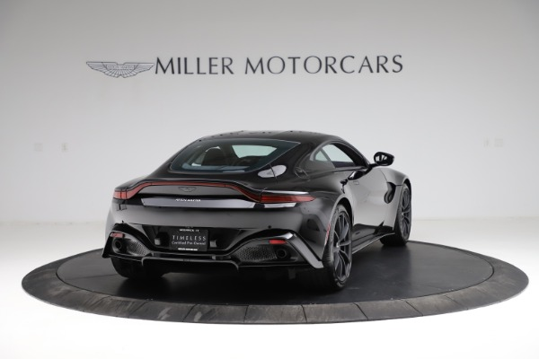 Used 2019 Aston Martin Vantage for sale Sold at Bentley Greenwich in Greenwich CT 06830 6