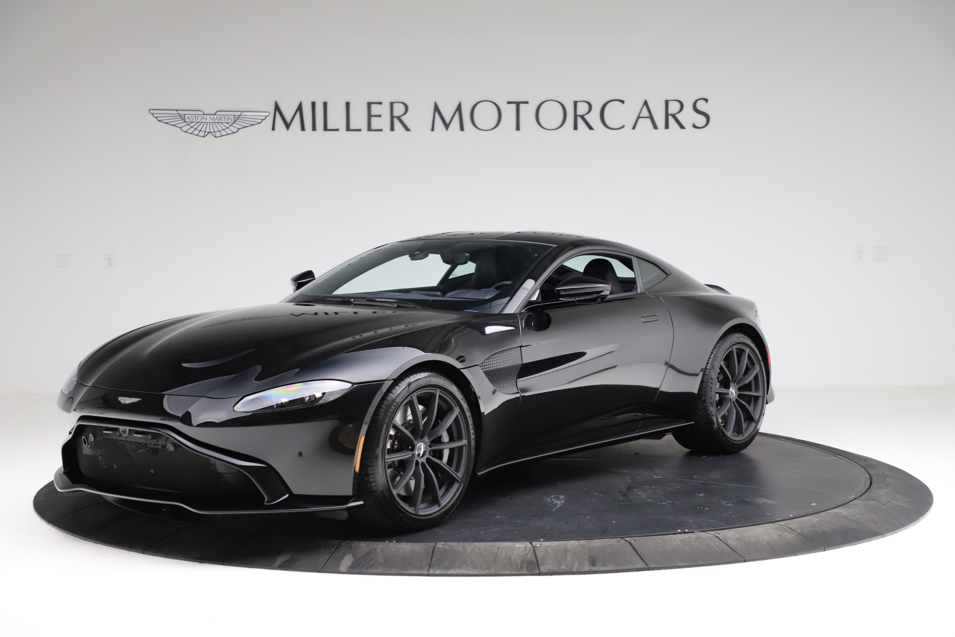 Used 2019 Aston Martin Vantage for sale Sold at Bentley Greenwich in Greenwich CT 06830 1