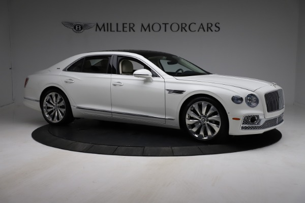 New 2021 Bentley Flying Spur W12 First Edition for sale Call for price at Bentley Greenwich in Greenwich CT 06830 10