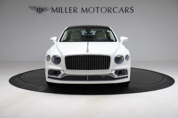 New 2021 Bentley Flying Spur W12 First Edition for sale Call for price at Bentley Greenwich in Greenwich CT 06830 12