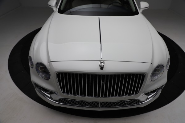 New 2021 Bentley Flying Spur W12 First Edition for sale Call for price at Bentley Greenwich in Greenwich CT 06830 13