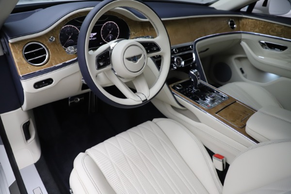 New 2021 Bentley Flying Spur W12 First Edition for sale Call for price at Bentley Greenwich in Greenwich CT 06830 18